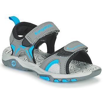 Sapatos Criança Sandálias Kangaroos K-MONT Cinza / Azul