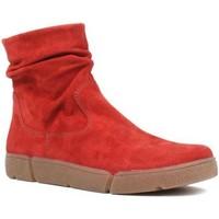 Sapatos Mulher Botas baixas Ara Om St High Soft Red