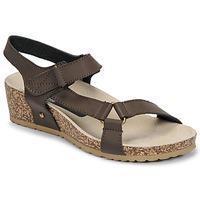 Sapatos Mulher Sandálias Spot on F10716 Castanho