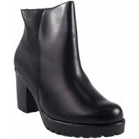 Sapatos Mulher Botins Bellatrix Senhora  14570 preto Preto