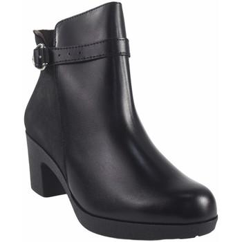 Sapatos Mulher Botins Bellatrix Senhora  preto Preto