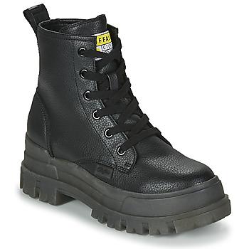 Sapatos Mulher Botas baixas Buffalo ASPHA RLD Preto