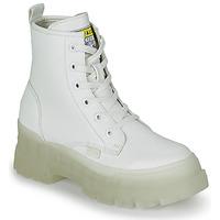 Sapatos Mulher Botas baixas Buffalo ASPHA RLD Branco