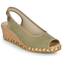 Sapatos Mulher Alpargatas Damart 43775 Cáqui