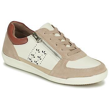 Sapatos Mulher Sapatilhas Damart 68010 Branco