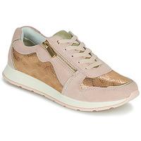 Sapatos Mulher Sapatilhas Damart 64823 Creme