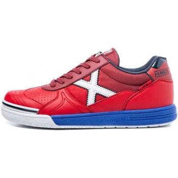 Sapatos Homem Sapatilhas Munich INDOOR 3111017 Vermelho