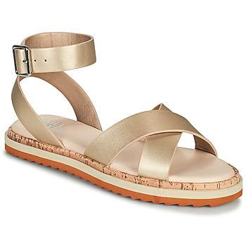 Sapatos Mulher Sandálias Bullboxer 053001F1S Ouro