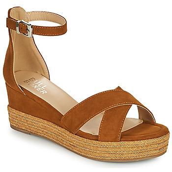Sapatos Mulher Sandálias Bullboxer 268003F2T Castanho