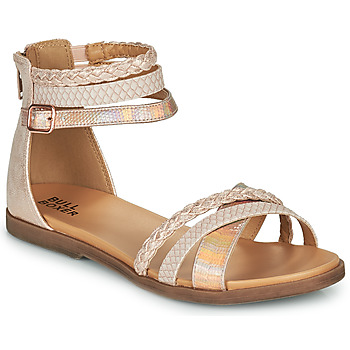 Sapatos Rapariga Sandálias Bullboxer ALM013F1S-ROGO Rosa