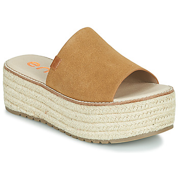 Sapatos Mulher Chinelos Emmshu NELIE Conhaque