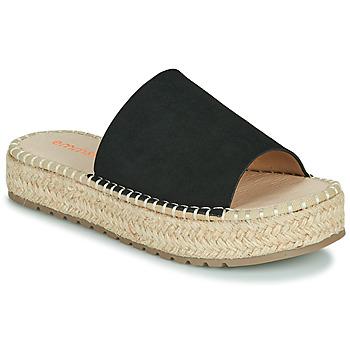 Sapatos Mulher Chinelos Emmshu TAMIE Preto
