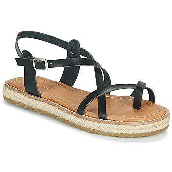 Sapatos Mulher Sandálias Emmshu ALTHEA Preto