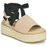 Sapatos Mulher Sandálias Emmshu SEARA Areia