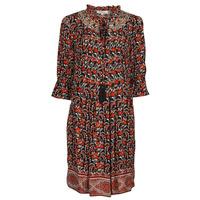 Textil Mulher Vestidos curtos Derhy SCALA Preto