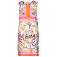 Textil Mulher Vestidos curtos Derhy SEOUL Rosa / Multicolor
