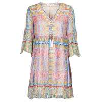 Textil Mulher Vestidos curtos Derhy SUPERMAN Multicolor