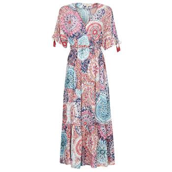 Textil Mulher Vestidos compridos Derhy STOP Multicolor