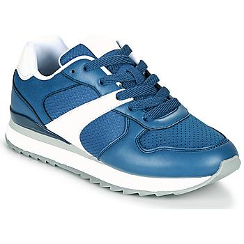 Sapatos Mulher Sapatilhas Esprit AMBRO Azul