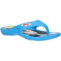 Sapatos Rapaz Chinelos Disney 2301-742 Azul