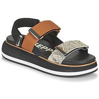 Sapatos Mulher Sandálias Gioseppo ELICOTT Preto