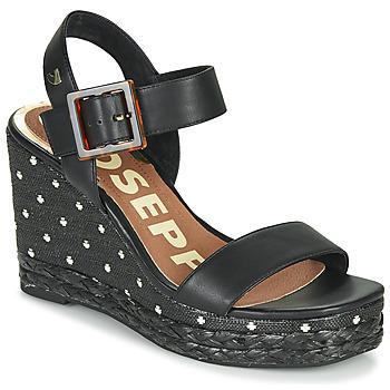 Sapatos Mulher Sandálias Gioseppo KIRBY Preto