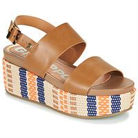 Sapatos Mulher Sandálias Gioseppo COWLEY Conhaque