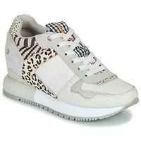 Sapatos Mulher Sapatilhas Gioseppo OVERLAND Branco / Preto