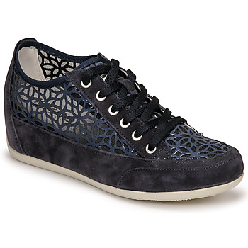 Sapatos Mulher Sapatilhas IgI&CO ANINOMA Azul