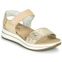 Sapatos Mulher Sandálias IgI&CO FRAPLA Ouro