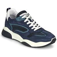 Sapatos Homem Sapatilhas IgI&CO COQUELIA Azul
