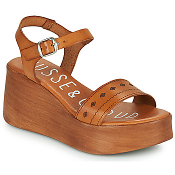 Sapatos Mulher Sandálias Musse & Cloud MILI Conhaque