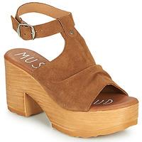 Sapatos Mulher Sandálias Musse & Cloud FOXY Conhaque