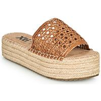 Sapatos Mulher Chinelos Xti FREDI Camel