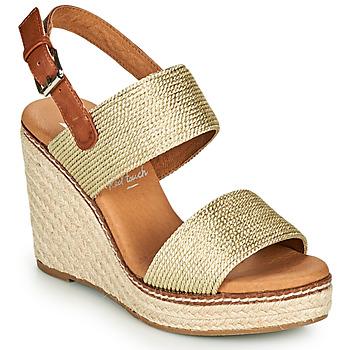 Sapatos Mulher Sandálias Xti NONNA Ouro