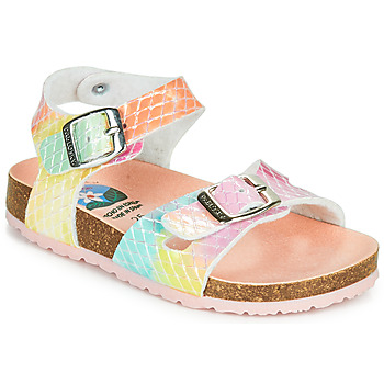 Sapatos Rapariga Sandálias Pablosky MULTI Multicolor