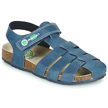 Sapatos Rapaz Sandálias Pablosky DAMMI Azul