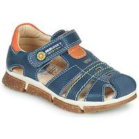 Sapatos Rapaz Sandálias Pablosky REAL Marinho