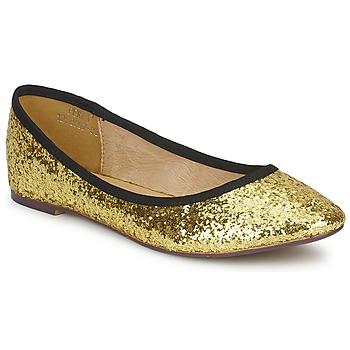 Sapatos Mulher Sabrinas Friis & Company PERLA Dourado