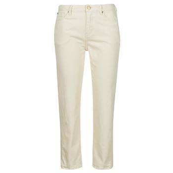 Textil Mulher Calças de ganga slim Pepe jeans DION 7/8 Cru