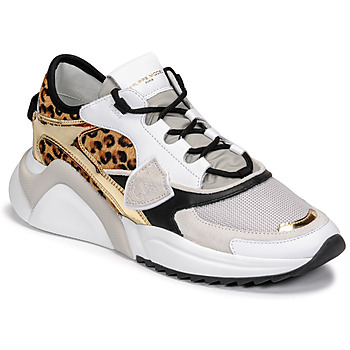 Sapatos Mulher Sapatilhas Philippe Model EZE Multicolor