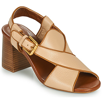 Sapatos Mulher Sandálias See by Chloé HELLA Bege