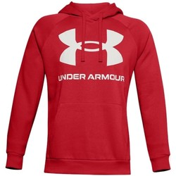 Textil Homem Sweats Under Armour Rival Fleece Big Logo HD Vermelho