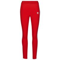 Textil Mulher Collants adidas Originals 3 STR TIGHT Vermelho