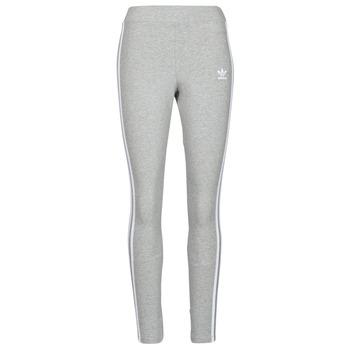 Textil Mulher Collants adidas Originals 3 STRIPES TIGHT Cinza