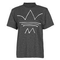 Textil Mulher T-Shirt mangas curtas adidas Originals TEE Preto