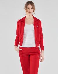Textil Mulher Casacos fato de treino adidas Originals FIREBIRD TT PB Vermelho