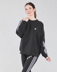 Textil Mulher Sweats adidas Originals OS SWEATSHIRT Preto
