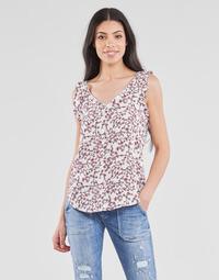 Textil Mulher Tops / Blusas Le Temps des Cerises ALEKSA Branco