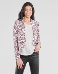 Textil Mulher Casacos/Blazers Le Temps des Cerises GOYA Branco